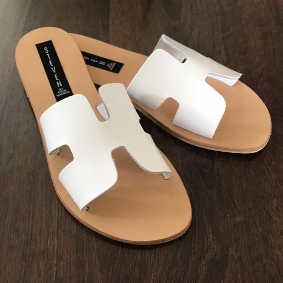 2c3f554da18 Steven by Steve Madden Greece Sandals